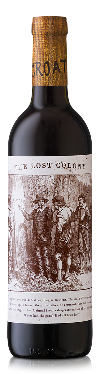 The Legends The Lost Colony Red Blend Alexander Valley