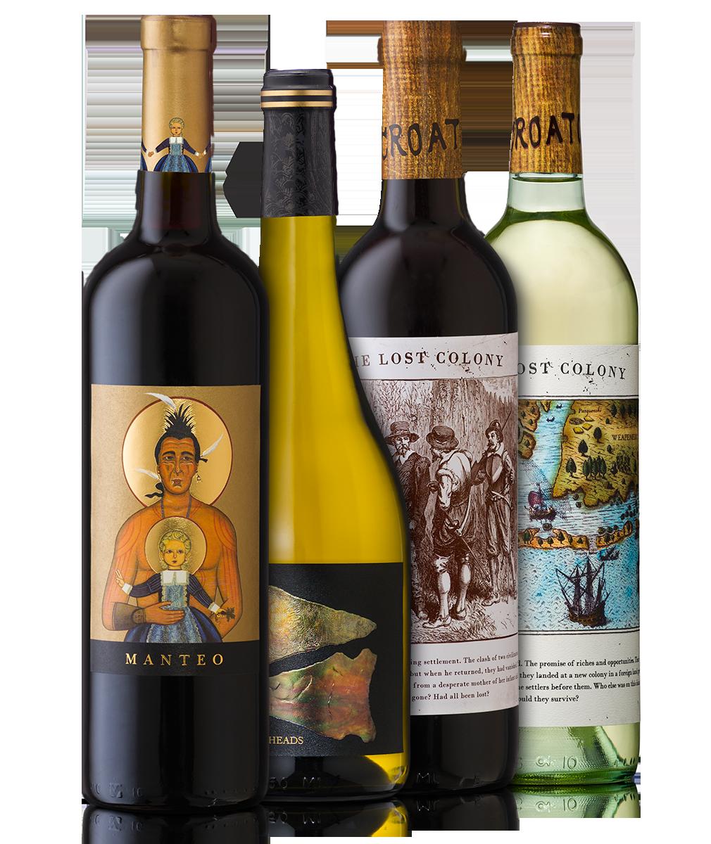 Virginia Dare Winery | Geyserville, CA - The Legends