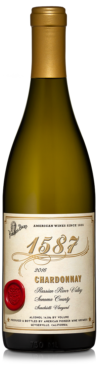 The Roanoke Collection 1587 Chardonnay